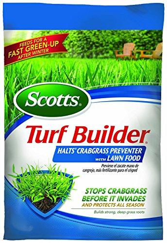 Scotts Lawns 31115 Turf Builder with Halts Crabgrass Prev...