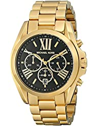 Michael Kors Women's Bradshaw Gold-Tone Watch MK5739
