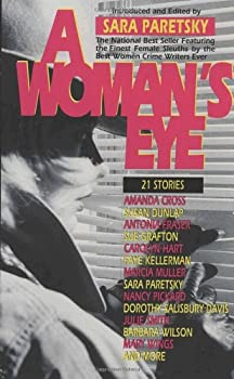 A Woman's Eye 0440213355 Book Cover