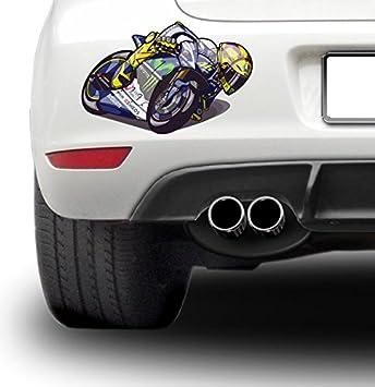 VALENTINO ROSSI MOTO GP Sticker START NUMBER Nicky Hayden 469