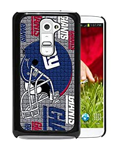 Hot Sale LG G2 Case ,Popular Unique Designed Case With New York Giants 4 Black For LG G2 Case High Quality Phone Case