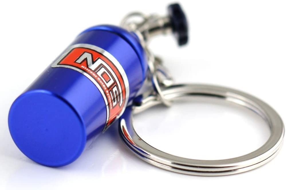 Mini Blue Small Logo Keychain New Collection 2016