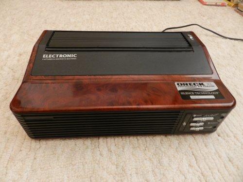 oreck xl tabletop air purifier - 7