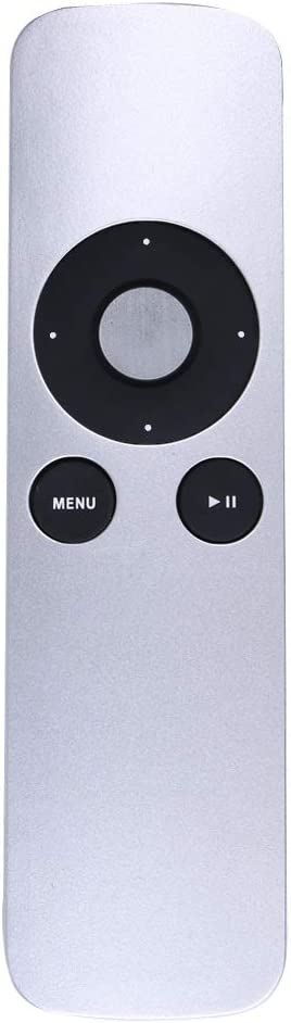 Universal Replacement Remote Control for Apple TV 1th/2th/3th Gen Remote, for MC377LL/MD199LL/A MC572LL/A MC377LL/A MM4T2AM/A MM4T2ZM/A