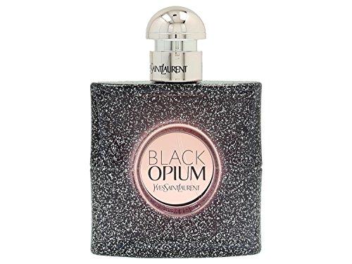 Opium By Yves Saint Laurent Vanilla Perfume - Yves Saint Laurent Black Opium Nuit Blanche Eau de Parfum Spray, 1.6 Fluid Ounce