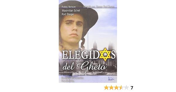 Elegidos del gheto [DVD]: Amazon.es: # MAXIMILIAN SCHELL ...