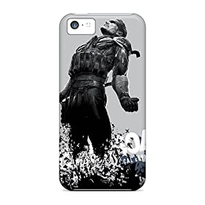 New Arrival Case Cover With Design For Iphone 5c- Mgs 4