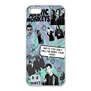 Arctic Monkeys music rock band series protective case cover For Iphone 4 4S case coverc-UEY-s74987