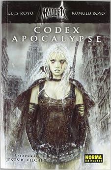 Výsledek obrázku pro Codex Apocalypse book