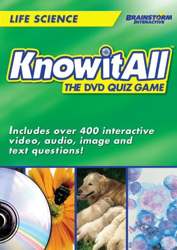 Sunburst Science - Know-it-All Life Science DVD (Grades 6-8)