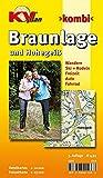 Braunlage und Hohegeiß: 1:10.000 Stadtplan mit Freizeitkarte 1:25.000 (KVplan Harz-Region / http://www.kv-plan.de/Harz.html)