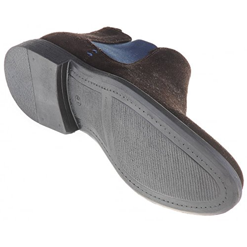 Stivali chelsea chelsea Lacuzzo Stivali Lacuzzo uomo Brown Brown uomo chelsea Stivali Lacuzzo E145wq