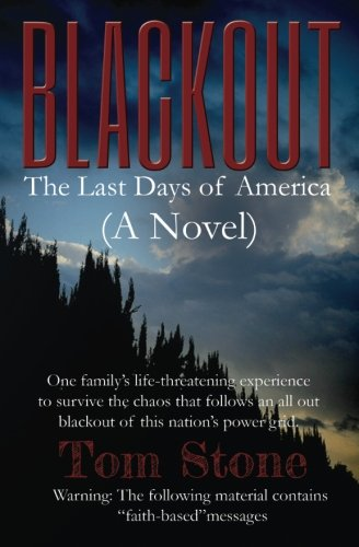 Blackout: The Last Days of America (A Novel)   One familys life-threatening experience to survive an all-out blackout of this nations power grid.  Inspired by Forstchen, McCarthy, Niven & Rawles.