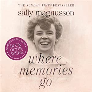 Where Memories Go Audiobook
