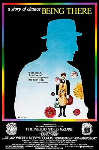 - Being There - 1980 - Movie Poster