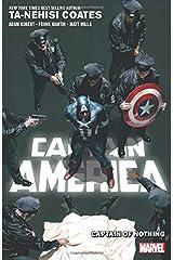 Captain America By Ta-nehisi Coates Vol Paperback