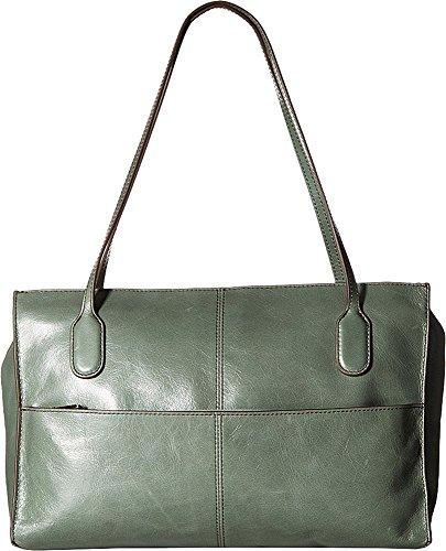 [Hobo Womens Genuine Leather Vintage Friar Top Handle Shoulder Bag (Bottle Green)] (Hobo Purses)