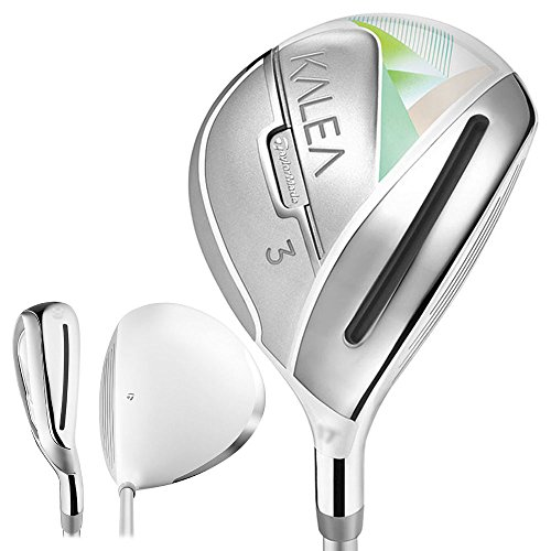 TaylorMade 2018 Kalea Ultralite Combo Set (Women's, Right Hand, Ladies Flex, 6-PW, SW, 4H, 5H, 3W, Driver) (Women's, Right Hand, , , 6-PW, SW, 4H, 5H, 3W, Driver)
