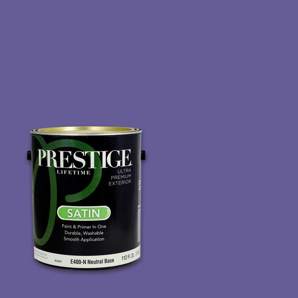 Prestige外部ペイントとプライマーin one 1 A403-Misty インテリア 半光沢 A403-Misty B00QGLZE3K