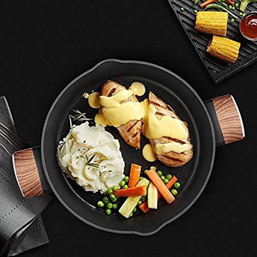 XXT Pan Wok gebakken ei Pot Non-stick Pan, inductie Compatible koekenpan, ontbijt Pan 28cm