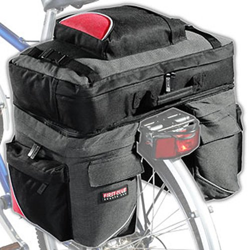 First Club - Alforjas para bicicleta 002F