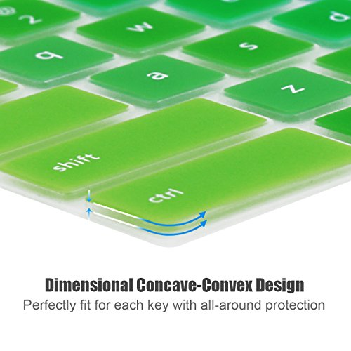 Colorful Keyboard Cover For Acer Chromebook R11 Cb5 132t Cb3 131