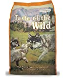 Taste of the Wild Grain-Free High Prairie Dry Dog Food for Puppy, 15-Pound Bag, My Pet Supplies