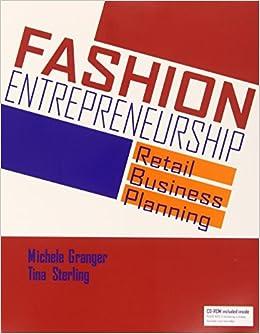 Fashion Entrepreneurship: Retail Business Planning: Michele ...