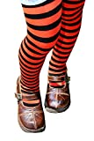 we love colors tights - We Love Colors Kid's Black Striped Tights, Ages 7-10