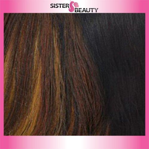 MODEL MODEL Invisible Part Lace Wig EUBIN (#OM203)