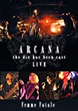 Femme Fatale - Arcana -The Die Has Been Cast- Live [Japan DVD] DDBZ-1073