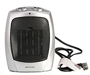 safe space heaters 750w 1500w etl listed ceramic space heater 12498