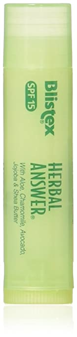 Lip Balm Herbal Answer Each by blistex #15
