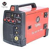 Tigmig TIG DC TM 200 HF Poste à souder Inverter Tig amorçage haute fréquence