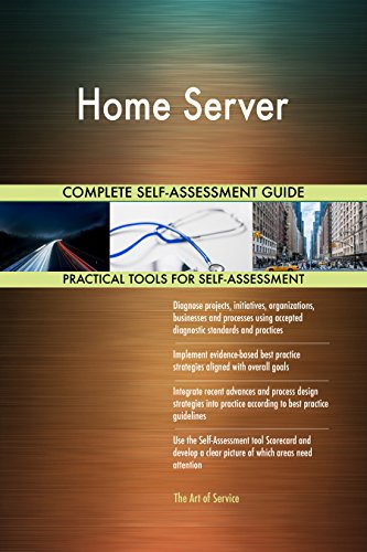 Home Server Toolkit: best-practice templates, step-by-step work plans and maturity diagnostics