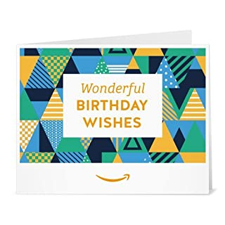 Amazon Gift Card - Print - Birthday Party Hats (B01FIS78MQ) | Amazon price tracker / tracking, Amazon price history charts, Amazon price watches, Amazon price drop alerts