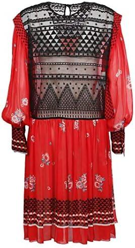 Luxury Fashion | Philosophy Dames A044321461130 Rood Viscose Jurken | Seizoen Outlet
