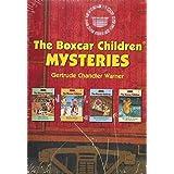 The Boxcar Children Mysteries: Books 5-8 (The Boxcar Children Series, No 5-8) [Box Set]