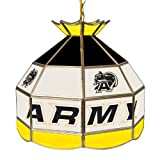 Army Black KnightsT 16 inch Tiffany Style Lamp [CLC1600-ARM] -