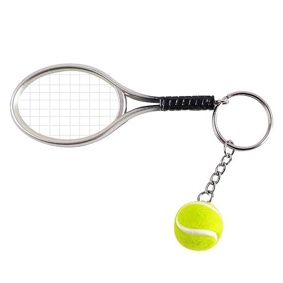 Amazon.com: pakala66 Deporte Pelota de Tenis de estilo ...