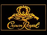 Crown Royal Derby Whiskey Pub Led Light Sign