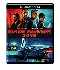 Blade Runner 2049 (4K Ultra HD + Blu-ray) (4K Ultra)Thirty years after the events of the first film, a new blade runner, LAPD Officer K (Ryan Gosling), unearths a longburied secret that has the potential to plunge what's left of society into ...