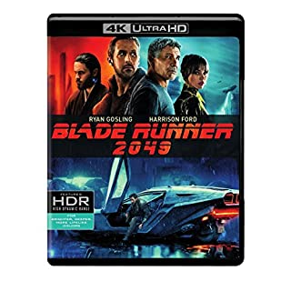 Blade Runner 2049 (4K Ultra HD) [Blu-ray]