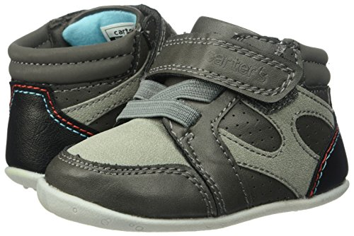 Pictures of Carter's Every Step Boys' Stage 2 Grey/Black 4