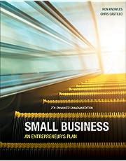 Small Business: An Entrepreneur's Plan, Enhanced
