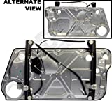 2006 beetle door panel - APDTY 850642 Power Window Regulator & Interior Door Panel Assembly (Regulator Only) Fits Front Left 1998-2002 VW Beetle (All Models) 2003-2010 VW Bettle Hatchback Only)(Replaces 1C0837655B,1C0837655C)