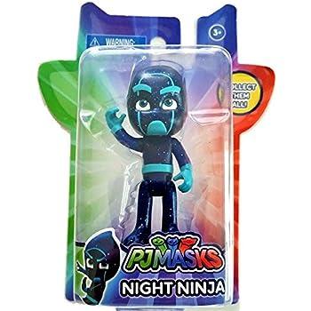 PJ Masks Talking Night Ninja Poseable Figure Just Play JPL24693