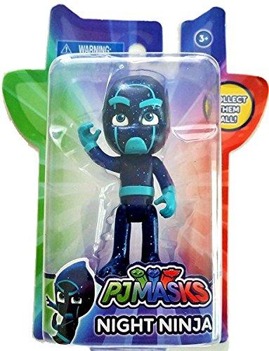 Just Play PJ Masks Night Ninja Figure 3 Inches -