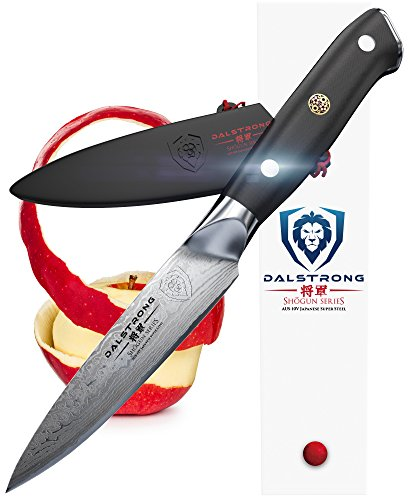 "DALSTRONG Paring Knife - Shogun Series - AUS-10V- Vacuum Treated - 3.5"" Paring Knife"