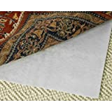 Safavieh Padding Collection PAD125 White Area Rug, 8 feet by 10 feet (8' x 10')
